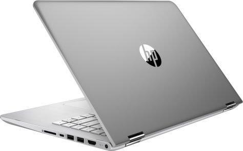 Купить Ноутбук HP Pavilion x360 14-cd0018ur (4JV27EA) фото 3