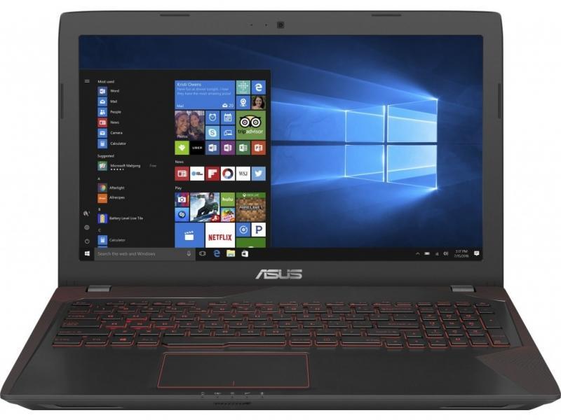 Купить Ноутбук Asus FX553VE-FY527T (90NB0DX7-M08180) фото 1