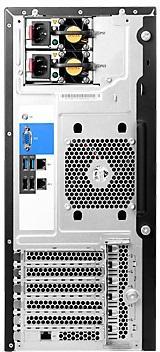 Купить Сервер напольный HP ProLiant ML110 G10 (878452-421) фото 2