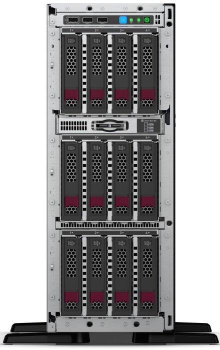 Купить Сервер напольный HP ProLiant ML350 G10 (877621-421) фото 2