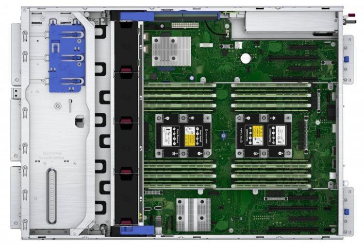 Купить Сервер напольный HP ProLiant ML350 G10 (877621-421) фото 4