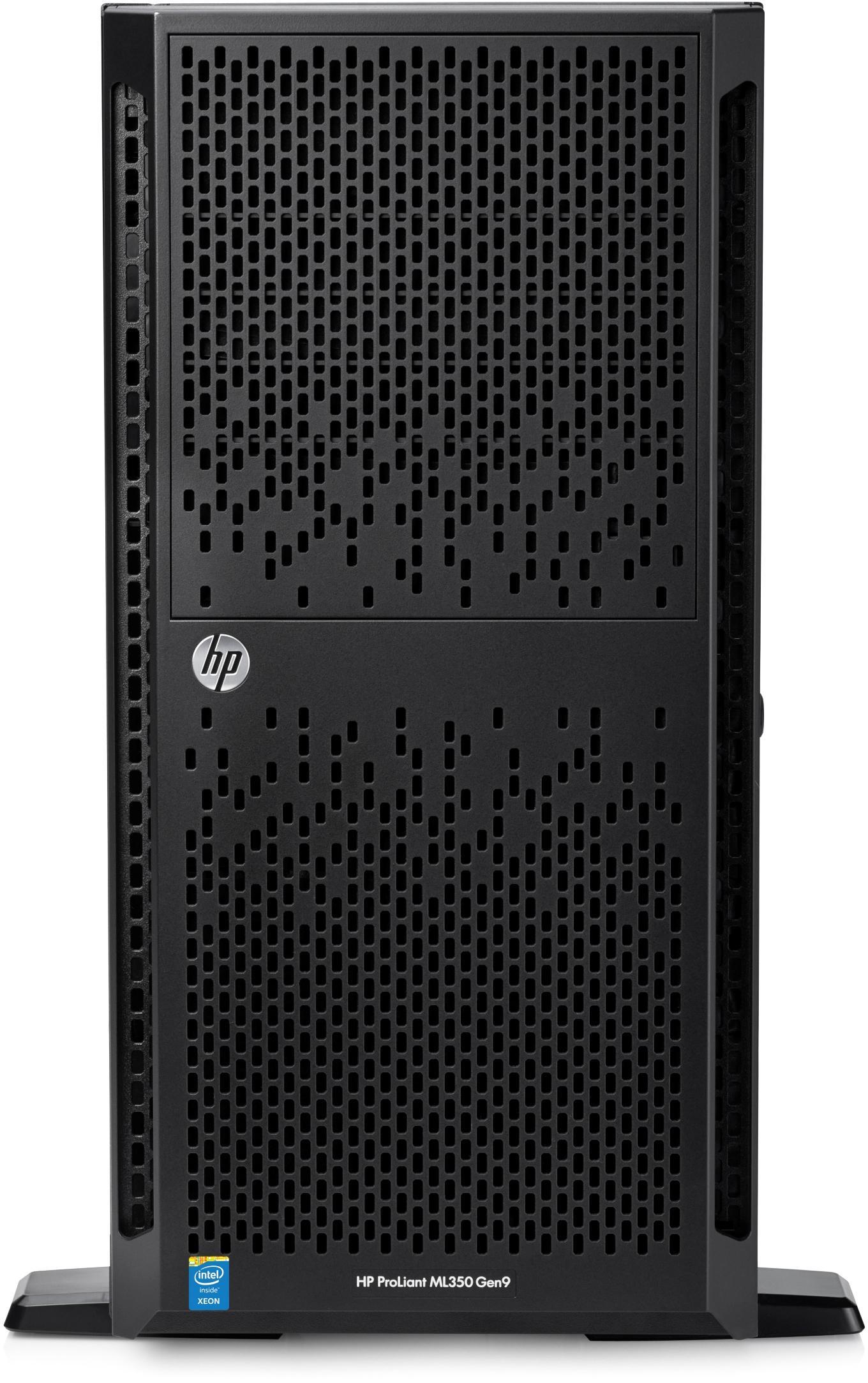 Купить Сервер напольный HP ProLiant ML350 G9 (835264-421) фото 1