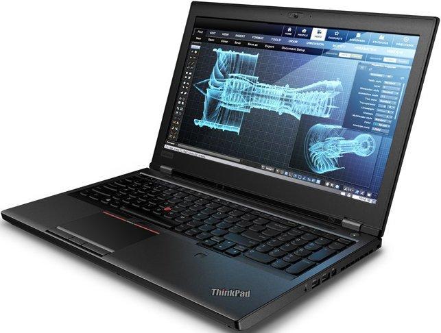 Купить Ноутбук Lenovo ThinkPad P52 (20M9001FRT) фото 3
