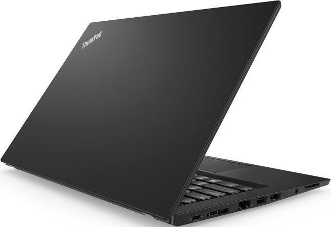 Купить Ультрабук Lenovo ThinkPad T480s (20L7001VRT) фото 3