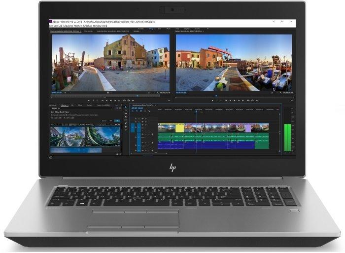 Купить Ноутбук HP ZBook 17 G5 (2ZC46EA) фото 1