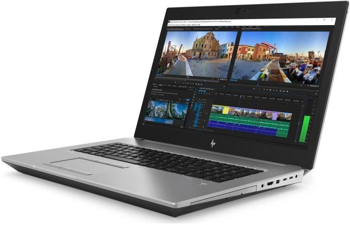 Купить Ноутбук HP ZBook 17 G5 (2ZC46EA) фото 2