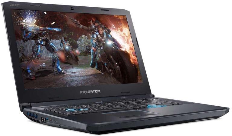 Купить Ноутбук Acer Predator Helios 500 PH517-61-R7AM (NH.Q3GER.004) фото 2