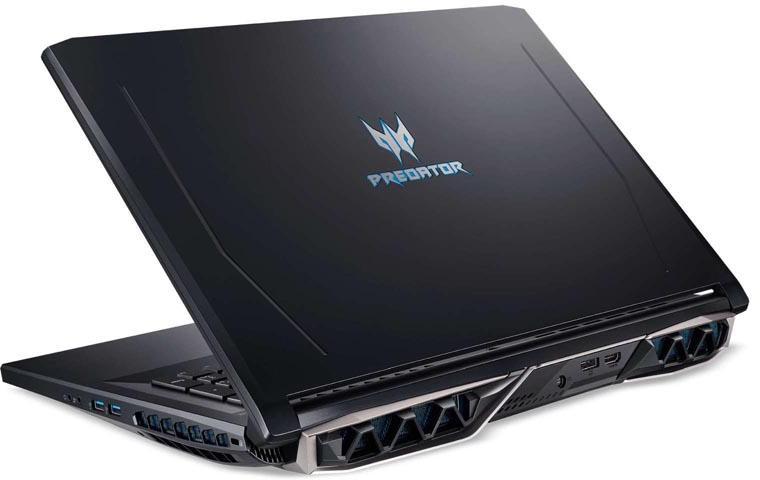 Купить Ноутбук Acer Predator Helios 500 PH517-61-R7AM (NH.Q3GER.004) фото 3