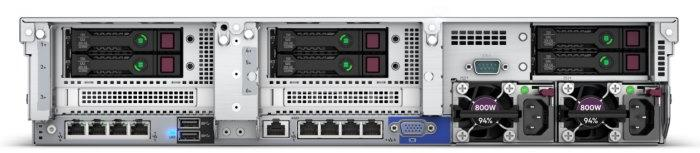 Купить Сервер в стойку HP ProLiant DL380 G10 (826564-B21) фото 3