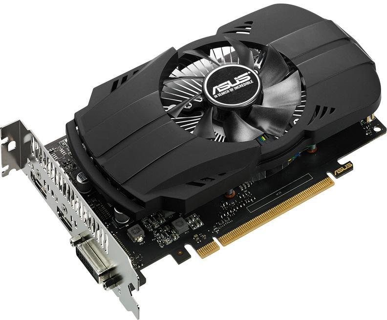 Купить Видеокарта Asus GeForce® GTX 1050Ti 4GB PHOENIX (90YV0A70-M0NA00) фото 2