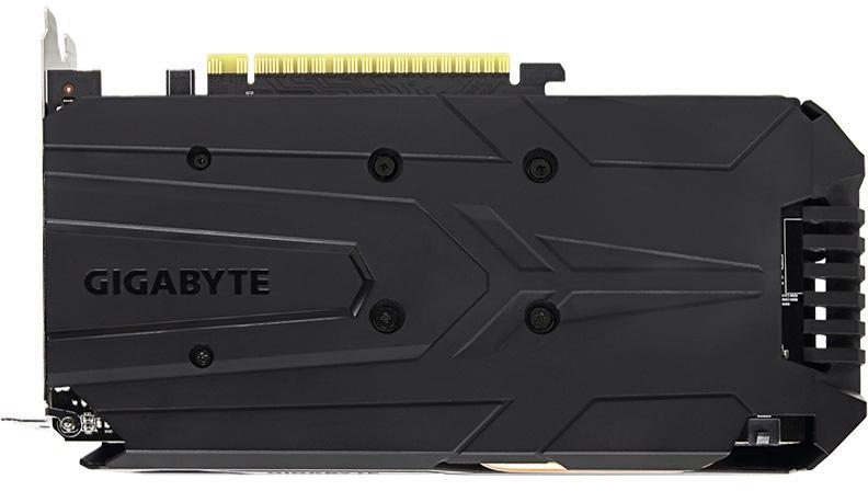 Купить Видеокарта Gigabyte GeForce GTX 1050 (GV-N105TWF2OC-4GD) фото 2