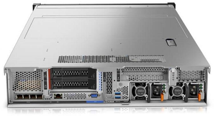 Купить Сервер в стойку Lenovo ThinkSystem SR650 (7X06A04QEA) фото 2