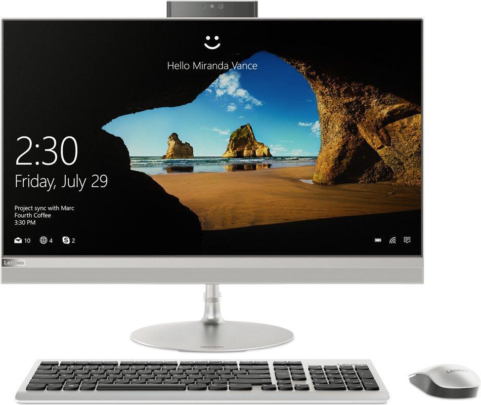 Купить Моноблок Lenovo IdeaCentre 520-27ICB (F0DE004LRK) фото 1