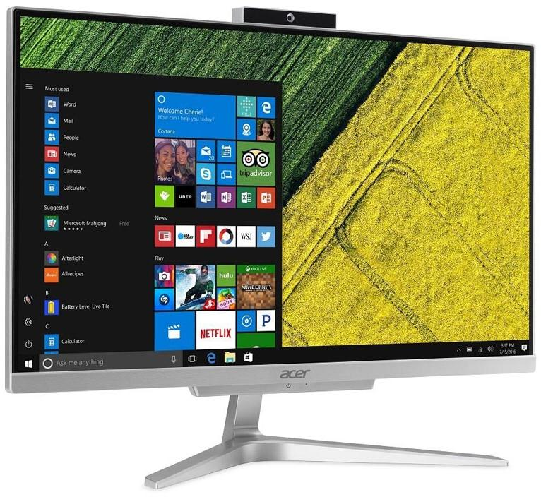 Купить Моноблок Acer Aspire C22-865 (DQ.BBSER.010) фото 1