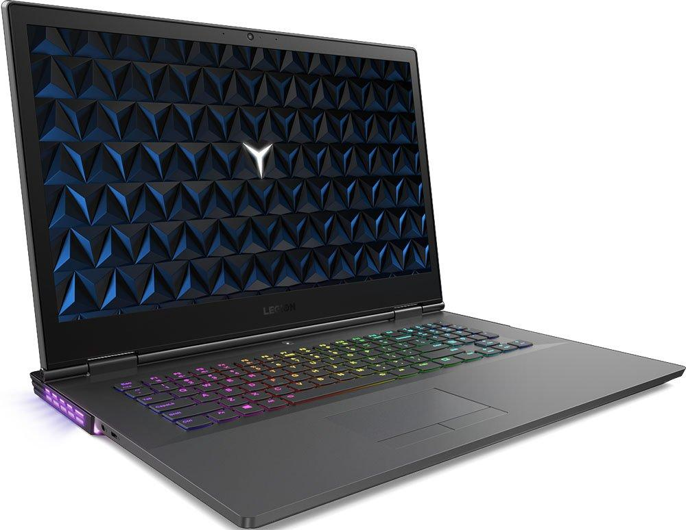 Купить Ноутбук Lenovo Legion Y730-17ICH (81HG002RRU) фото 2