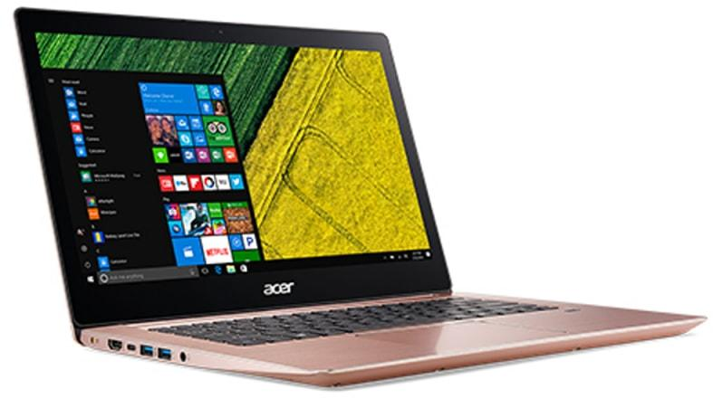 Купить Ноутбук Acer Swift SF314-56G-78DN (NX.H4ZER.004) фото 2