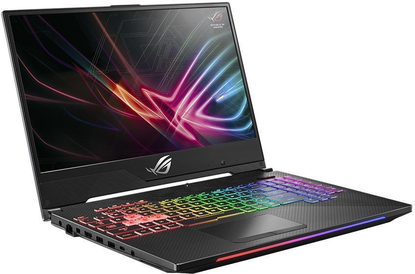 Купить Ноутбук Asus GL504GV-ES092T (90NR01X1-M01880) фото 2
