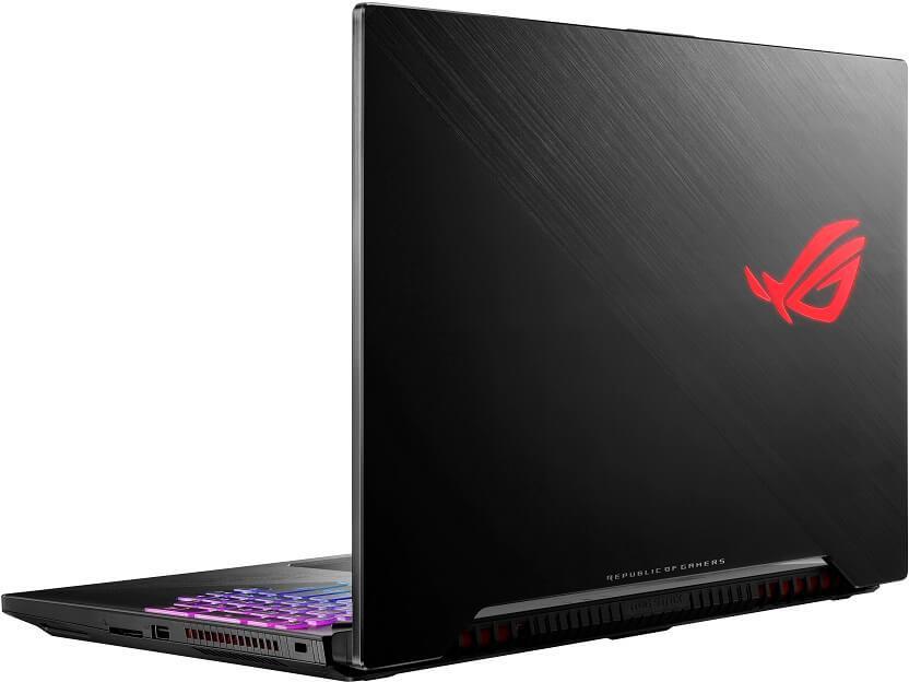 Купить Ноутбук Asus GL504GV-ES092T (90NR01X1-M01880) фото 3