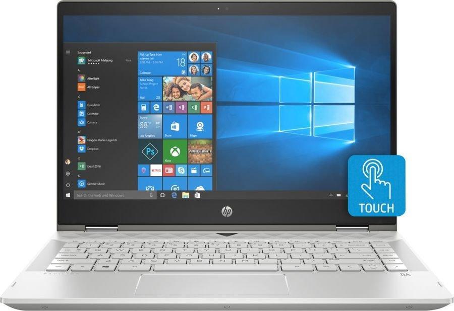 Купить Ноутбук HP Pavilion x360 14-cd1002ur (5CR31EA) фото 1