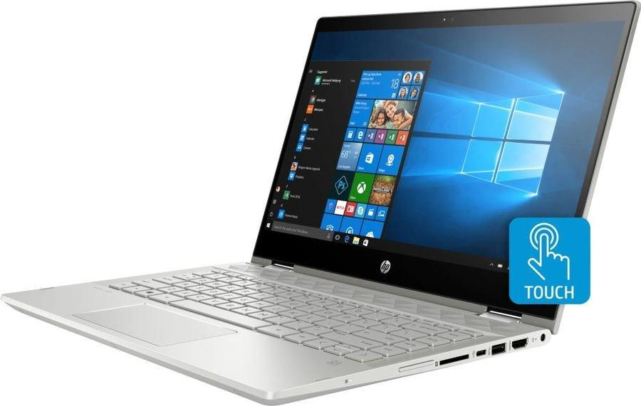 Купить Ноутбук HP Pavilion x360 14-cd1002ur (5CR31EA) фото 2