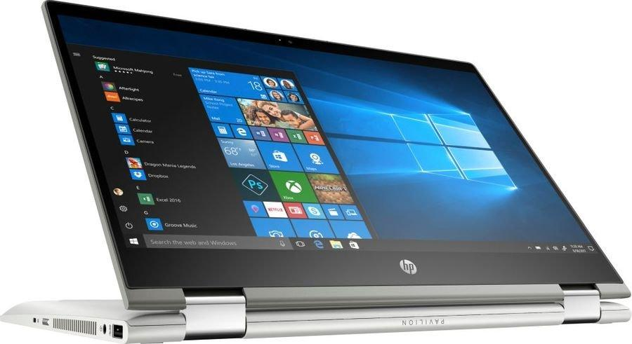 Купить Ноутбук HP Pavilion x360 14-cd1002ur (5CR31EA) фото 3