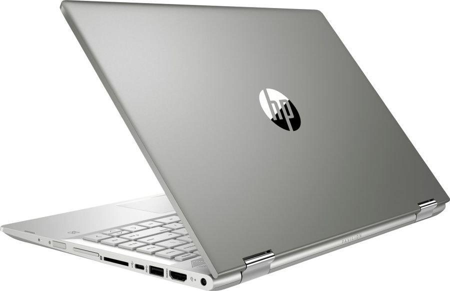 Купить Ноутбук HP Pavilion x360 14-cd1002ur (5CR31EA) фото 4