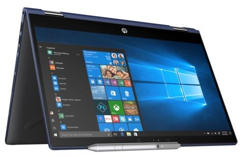 Купить Ноутбук HP Pavilion x360 14-cd1015ur (5SU62EA) фото 2