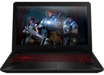 Купить Ноутбук Asus FX504GD-E41086 (90NR00J3-M19190) фото 1