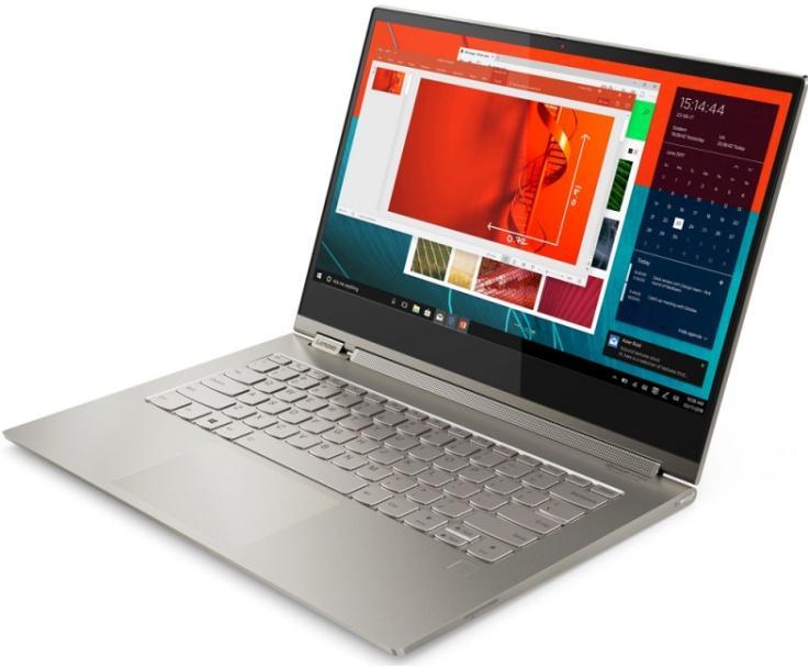 Купить Ультрабук Lenovo Yoga C930-13IKB (81C400ARRU) фото 2