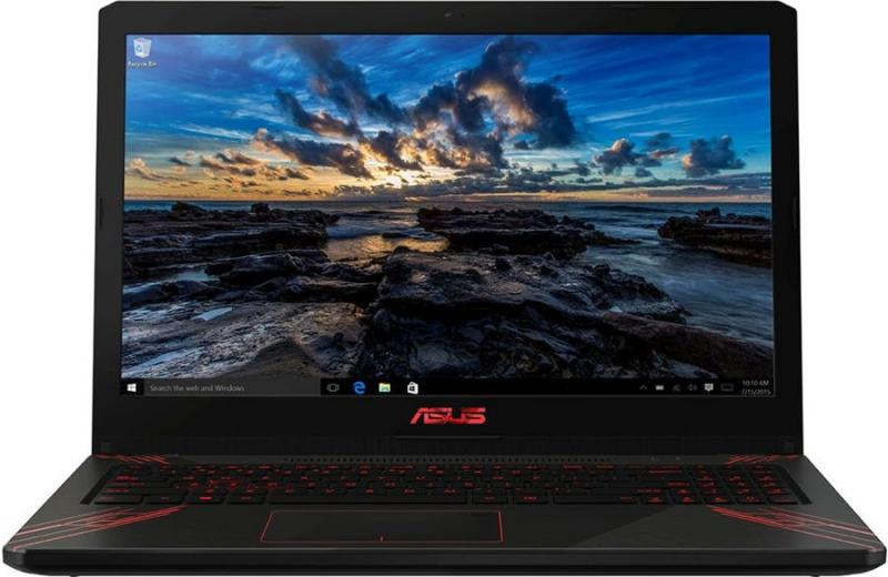 Купить Ноутбук Asus FX570UD-FY217T (90NB0IX1-M02900) фото 1
