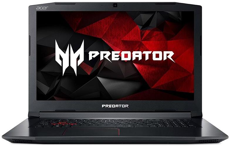 Купить Ноутбук Acer Predator Helios 300 PH317-53-75D7 (NH.Q5QER.016) фото 1