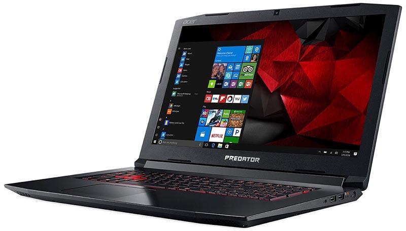 Купить Ноутбук Acer Predator Helios 300 PH317-53-544X (NH.Q5QER.01B) фото 2