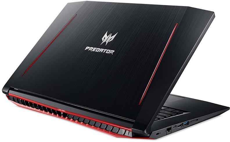 Купить Ноутбук Acer Predator Helios 300 PH317-53-544X (NH.Q5QER.01B) фото 3