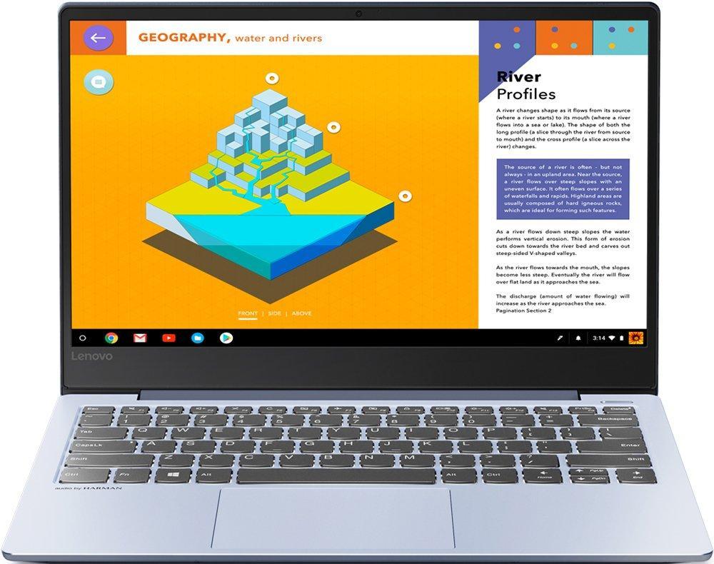 Купить Ноутбук Lenovo IdeaPad S530-13IWL (81J7001ARU) фото 1