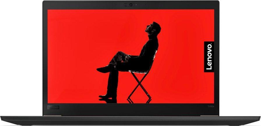 Купить Ультрабук Lenovo ThinkPad T490s (20NX007FRT) фото 1