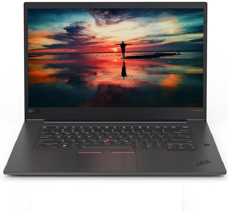 Купить Ноутбук Lenovo ThinkPad X1 Extreme (20QV000YRT) фото 1