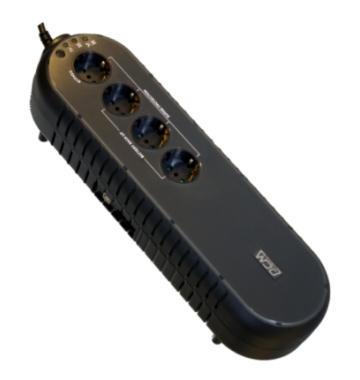 Купить ИБП PowerCom WOW-1000 U (WOW-1K0A-6GG-2440) фото 3