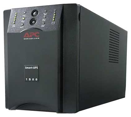 Купить ИБП APC Smart-UPS 1500VA USB & Serial 230V (SUA1500I) фото 1