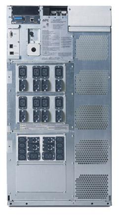 Купить ИБП APC Symmetra LX 16kVA Scalable to 16kVA N+1 RM Frame (SYAF16KRMI) фото 2