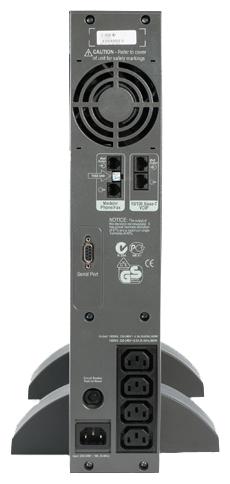 Купить ИБП APC Smart-UPS SC 1000VA 230V - 2U Rackmount/Tower (SC1000I) фото 1