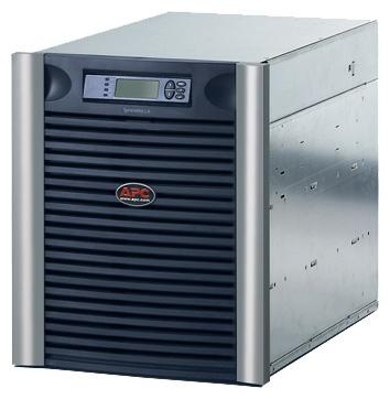 Купить ИБП APC Symmetra LX 8kVA Scalable to 8kVA N+1 Rack-mount (SYA8K8RMI) фото 1