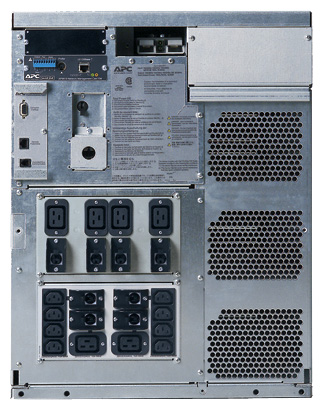 Купить ИБП APC Symmetra LX 8kVA Scalable to 8kVA N+1 Rack-mount (SYA8K8RMI) фото 2