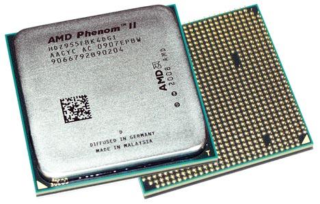 Купить Процессор AMD Phenom II X4 945 (HDX945WFK4DGI) фото 2