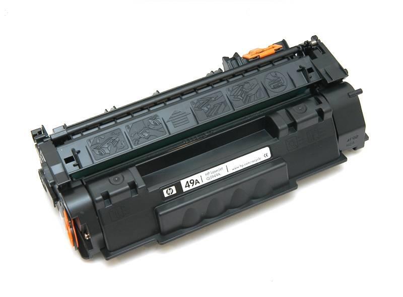 Купить Лазерный картридж HP Q5949A черный (Q5949A) фото 2