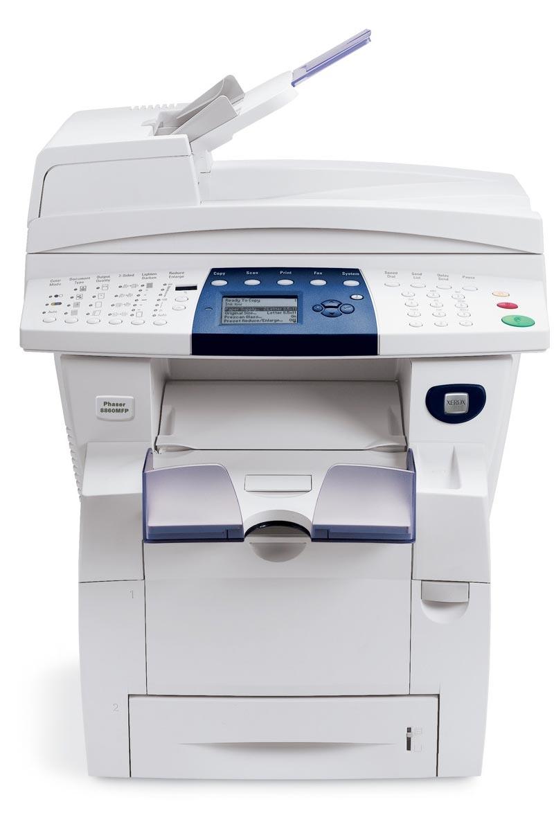 Купить МФУ Xerox Phaser 8860 MFP (P8860MFPD) фото 1
