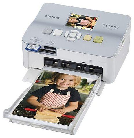 Купить Принтер Canon SELPHY CP780 (3501B002) фото 1