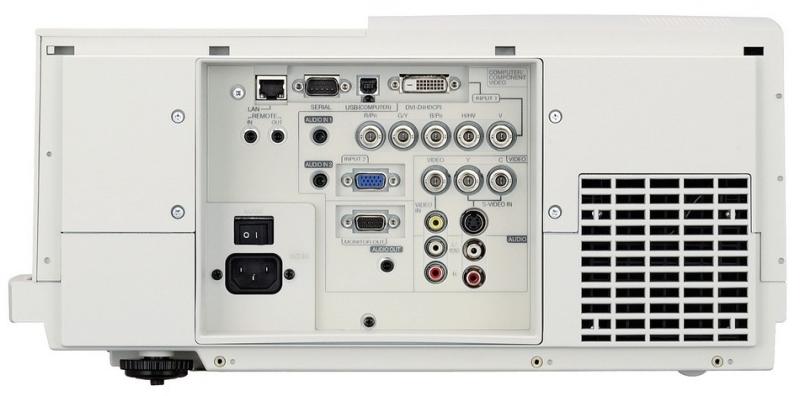 Купить Проектор Mitsubishi FL6900U (FL6900U) фото 4