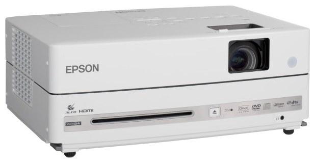 Купить Проектор Epson EB-W8D (V11H335140LB) фото 2