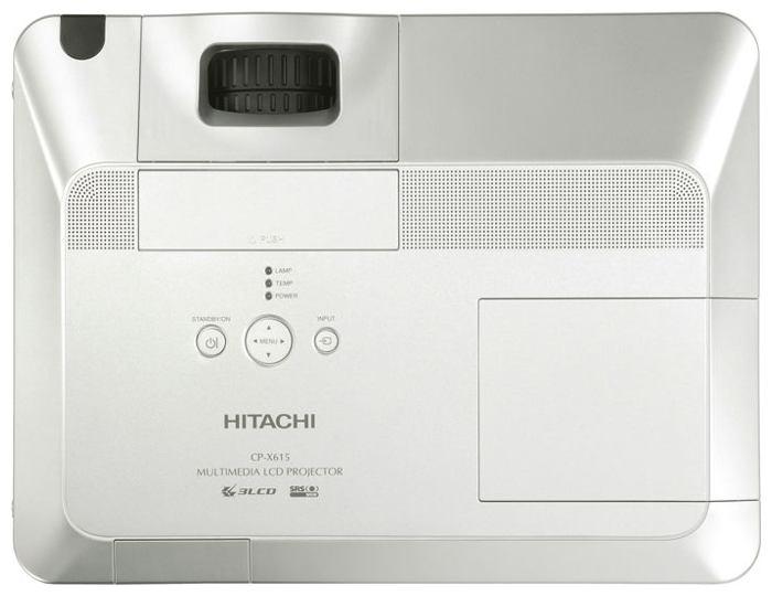 Купить Проектор Hitachi CP-X615 (CP-X615) фото 2