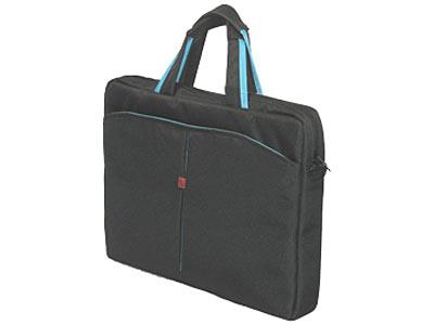 """Купить Сумка для ноутбука Continent CC01 15.4"""" Black (CC01) фото 2"""